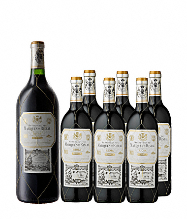 26 rabatt marques de riscal reserva rioja 2009 for Marques de riscal rioja