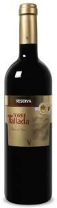 Torre Tallada - Reserva - Valencia DO 2012