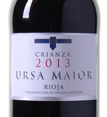 Bodegas Olarra - Ursa Maior - Rioja DOCa Crianza 2013