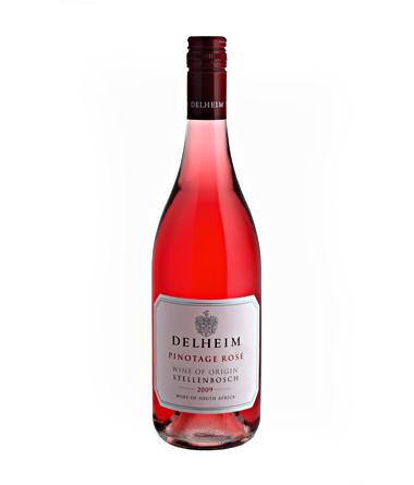 Delheim Pinotage Rosé Stellenbosch