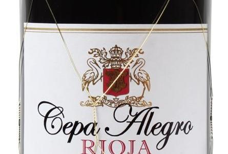 Cepa Alegro Rioja DOCa Reserva 2007