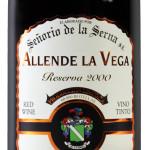 Señorío de la Serna - Allende la Vega - Ribera del Duero DO Reserva