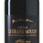 Château Le Grand Moulin - Sélection - Blaye Côtes de Bordeaux AOC