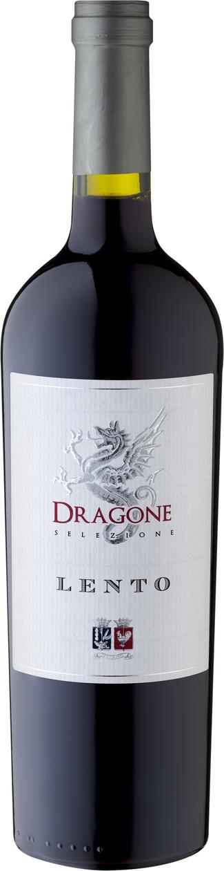 98 Punkte + Gold: Dragone Rosso – Cantine Lento 2015 nur 8,25 € statt 12,80 €