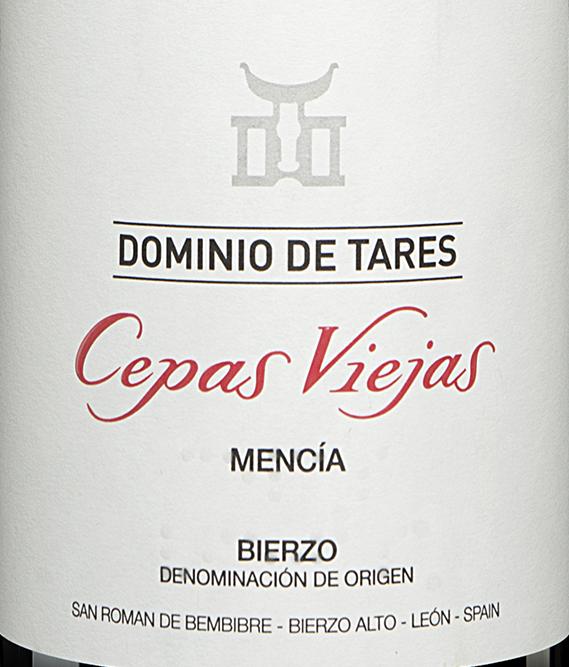 93 Punkte: Dominio de Tares »Cepas Viejas« Mencía 2015 nur 10,40 € statt 18,95 € (Tagesdeal)