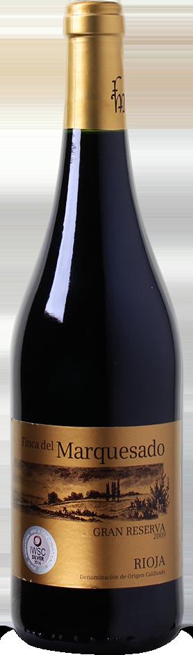 Gold-prämiert: Finca del Marquesado – Gran Reserva – Rioja DOC 2009 nur 8,98 € statt 17,99 €