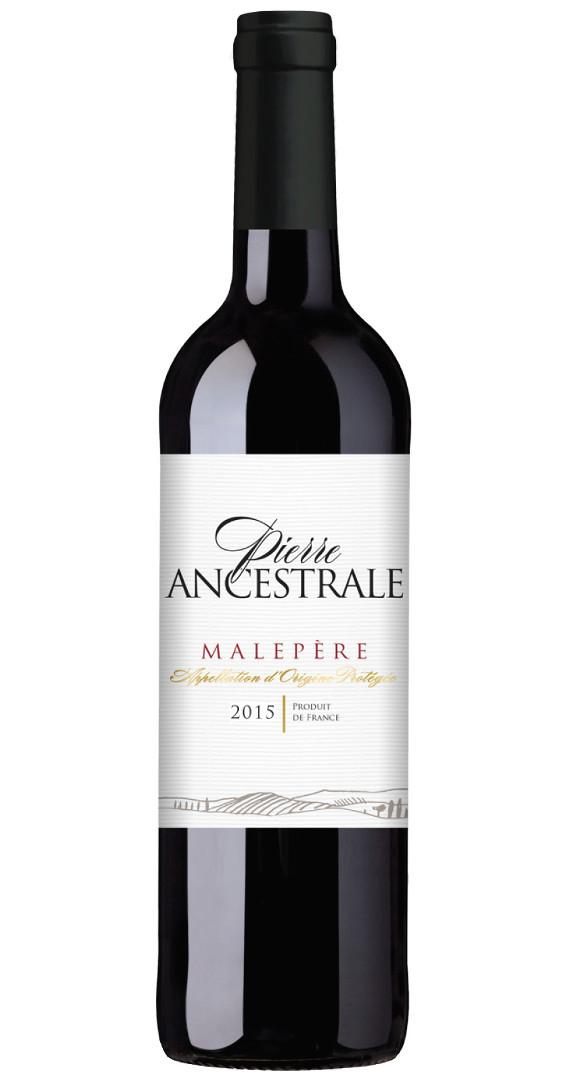 92 Parker Punkte: Pierre Ancestrale Malepère AOP 2015 nur 8.50 € statt 12,50 €