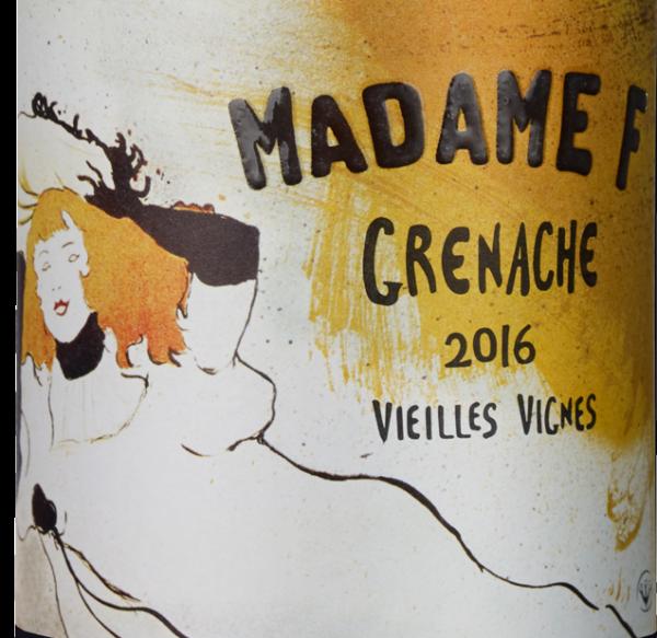 4-fach prämiert: Madame F – Grenache Vieilles Vignes – Côtes Catalanes IGP 2016 ab 4,50 € statt 16,99 €