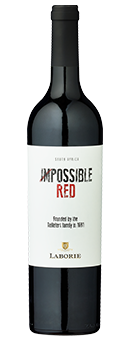 91 falstaff-Punkte: Laborie Impossible Red Western Cape 2017 nur 5,30 € statt 8,95 €
