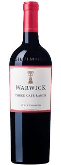 3-fach prämiert: Warwick Estate Three Cape Ladies Stellenbosch 2014 nur 12,90 € statt 17,95 €