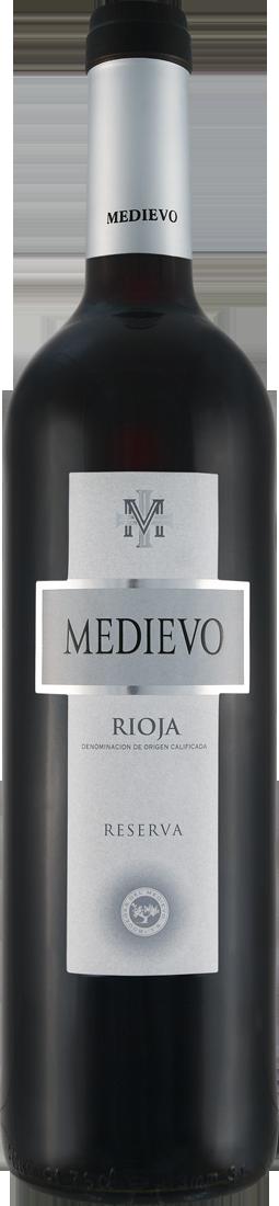 2-fach Gold: Bodegas del Medievo Rioja Reserva 2012 ab 7,88 € statt 11,99 €