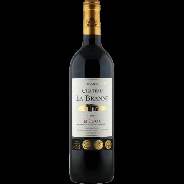 Blitzdeal: Chateau La Branne 2014 – Cru Bourgeois nur 11,98 € statt 17,20 €