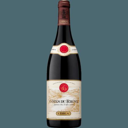 5-fach prämiert: Côtes du Rhône 2015 – E. Guigal nur 7,76 €