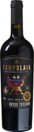 97 Punkte + 2x Gold: Campolaia – Rosso Toscana IGT 2017 ab 4,49 € statt 12,99 €