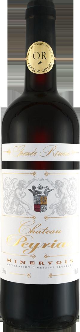 Gold-prämiert: Château Peyriac Grande Réserve AOP 2016 nur 5,83 € statt 12,90 €