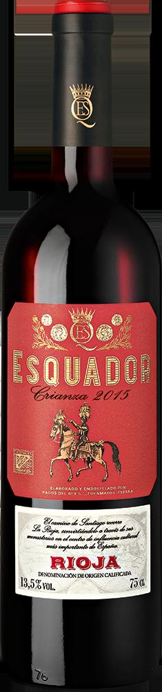 3-fach Gold: Esquador Rioja Crianza 2015 ab 6,35 €