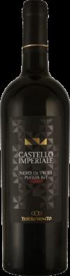 92 Punkte: Torrevento Nero di Troia Castello Imperiale Puglia IGT 2017 nur 6,49 € statt 15,99 €