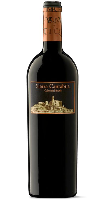 6 x 92-96 Punkte: Sierra Cantabria Colección Privada 2015 nur 28,35 € statt 39,50 €