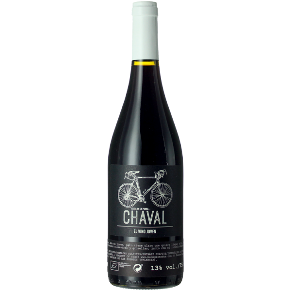 4-fach prämiert: El Chaval 2017 – Bodegas Nodus nur 4,53 € statt 6,81 € (Blitzdeal)