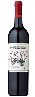 90 falstaff-Punkte: 2017 Ruyter's Bin »1889« Red´ – Winemaker's Selection nur 5,40 € statt 9,95 €