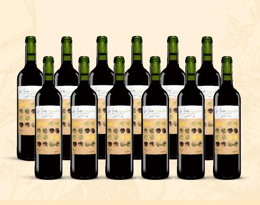 Biowein (Doppelgold): Dos Puntos Tinto Organic 2017 ab 4,52 € statt 7,95 € (Tagesdeal)