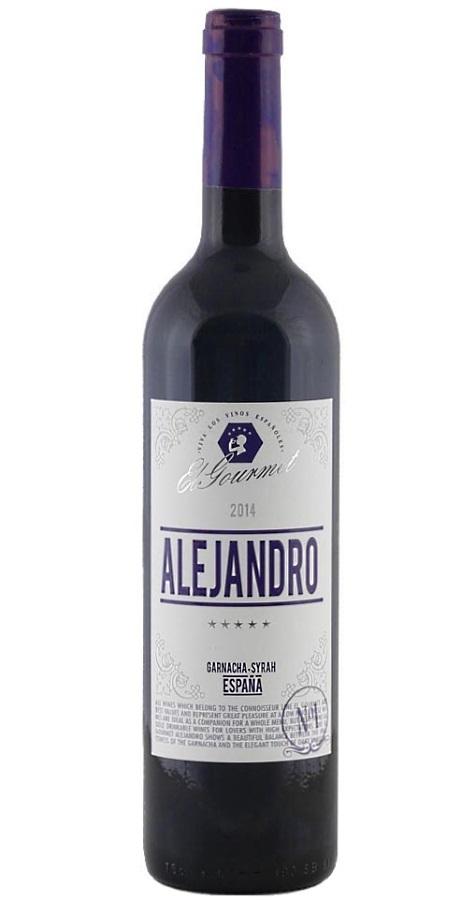 90 Punkte + Gold: El Gourmet Alejandro 2015 ab 5,84 €