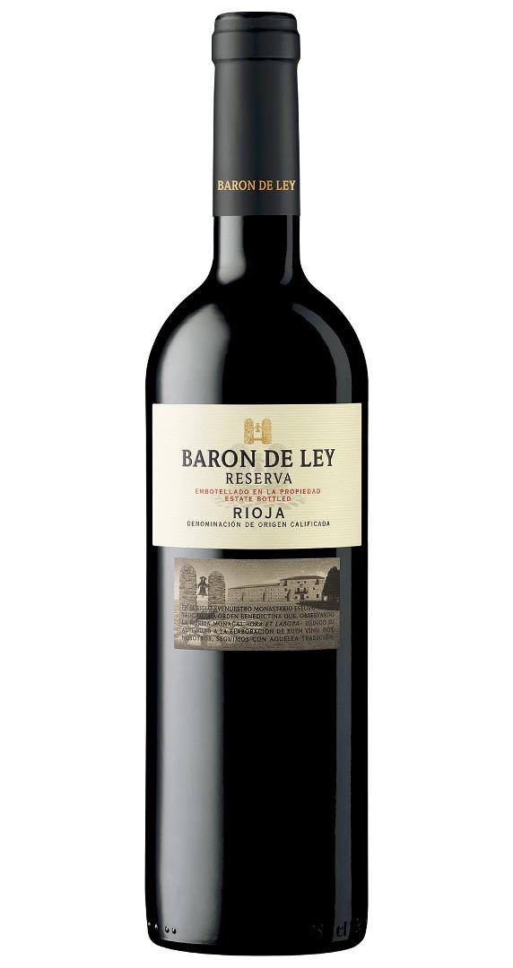 91 / 90 Punkte: Barón de Ley Reserva 2014 nur 8,91 € statt 14,90 €