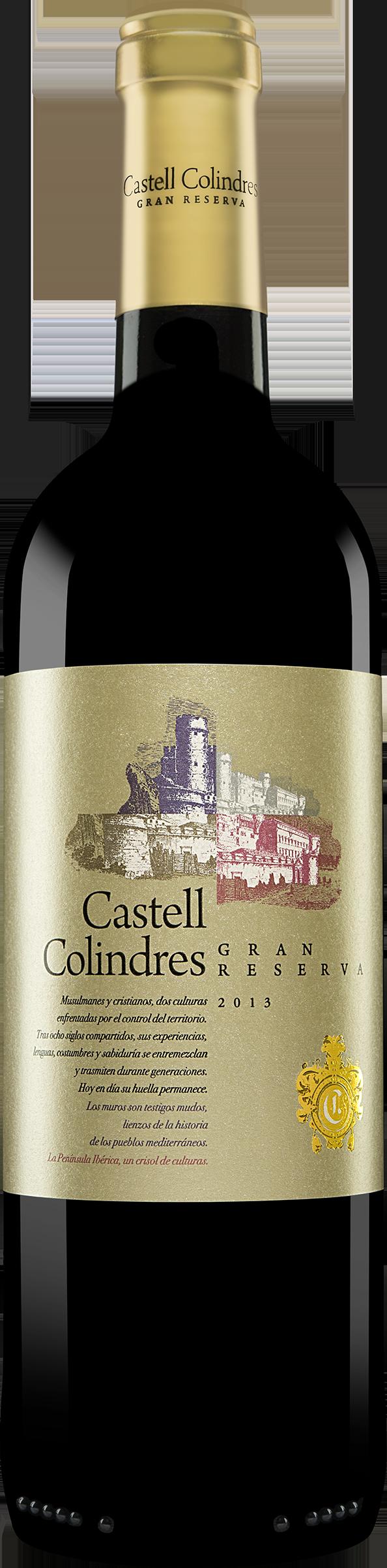 Gold prämiert: Castell Colindres Gran Reserva 2013 nur 4,99 € statt 9,99 €