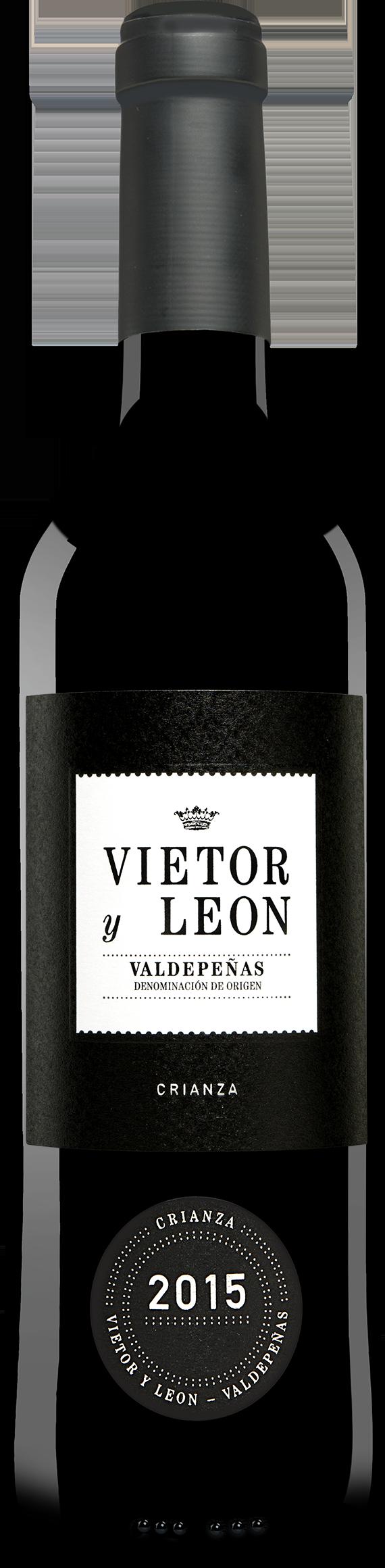 Gold-prämiert: Vietor y Leon Crianza 2015 nur 4,15 € statt 5,95 € (Tagesdeal)