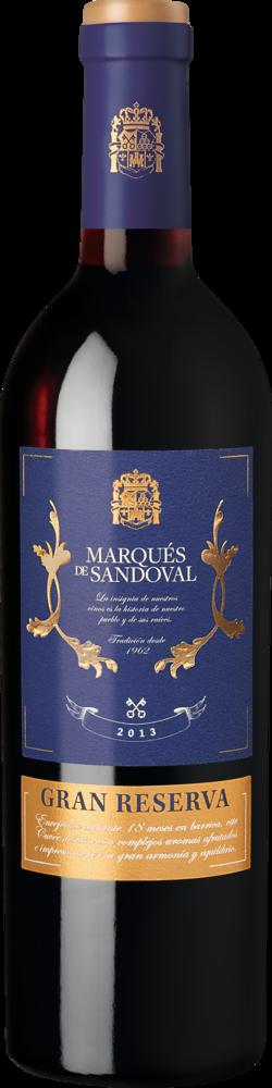 Gold-prämiert: Marqués de Sandoval Gran Reserva 2013 nur 9,90 € statt 14,90 €