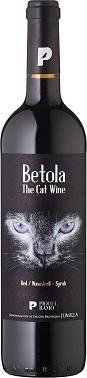 Gold-prämierter Blitzdeal: Viña Betola Tinto – The Cat Wine – 2017 nur 4,99 € statt 7,50 €