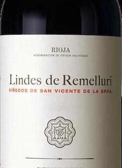 Bodegas Remelluri by Telmo Rodriguez Lindes de Remelluri - Vinedos de San Vicente 2014
