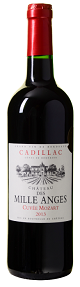 Château des Mille Anges - Cuvée Mozart - Cadillac Côtes de Bordeaux AOC 2013