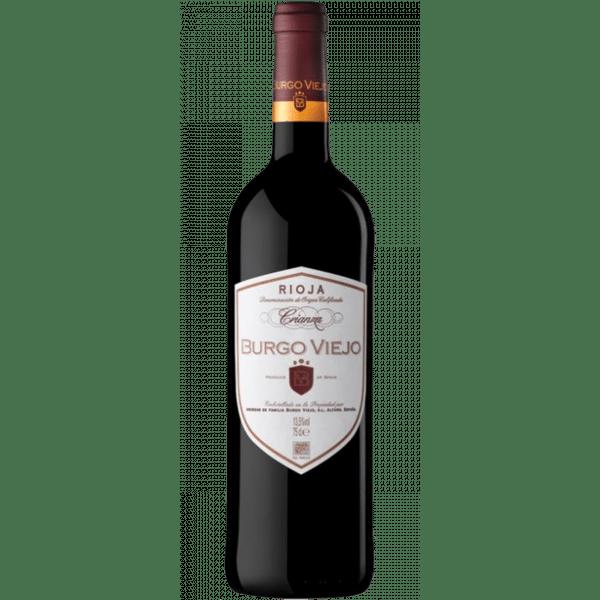 Bodegas Burgo Viejo - Rioja Crianza 2018