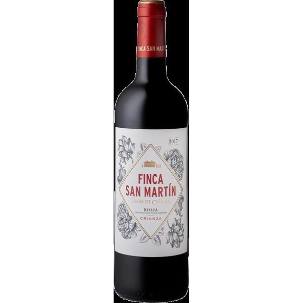 FINCA SAN MARTIN CRIANZA TORRE DE OÑA 2017